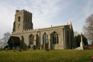 All Saints' Church, Marsworth, Bucks
