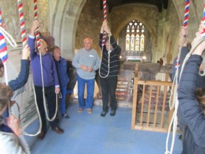 Practical exercises in the tower, learning how to give feedback whilst ringing