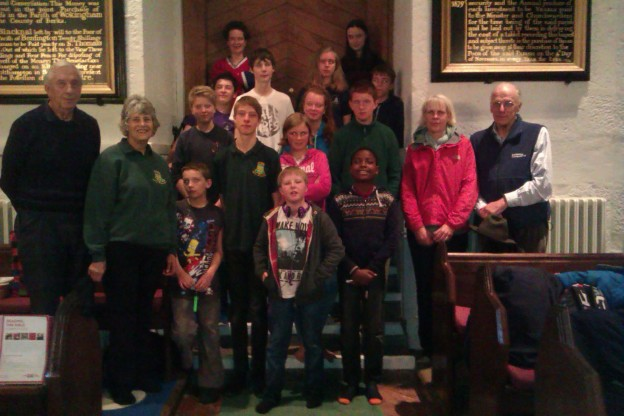 Young Ringers' Event, 29th October 2015