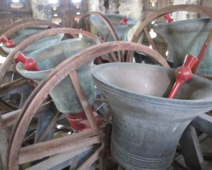 Bells at All Saints' Marsworth