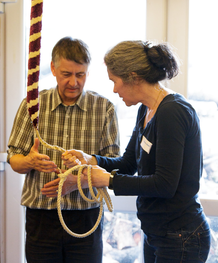 Explaining how to make coils