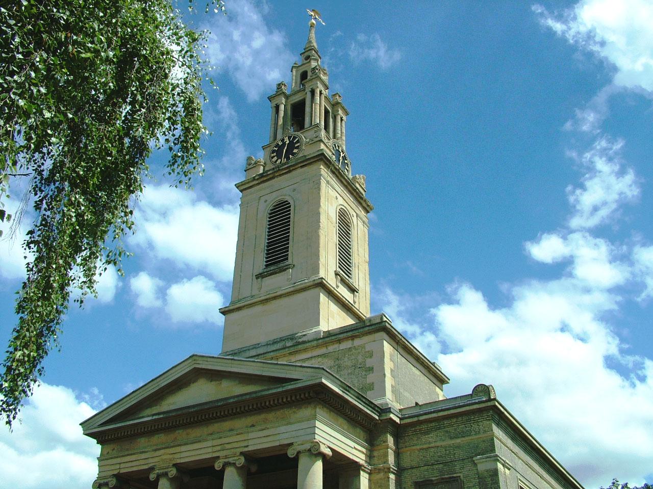 St James', Bermondsey