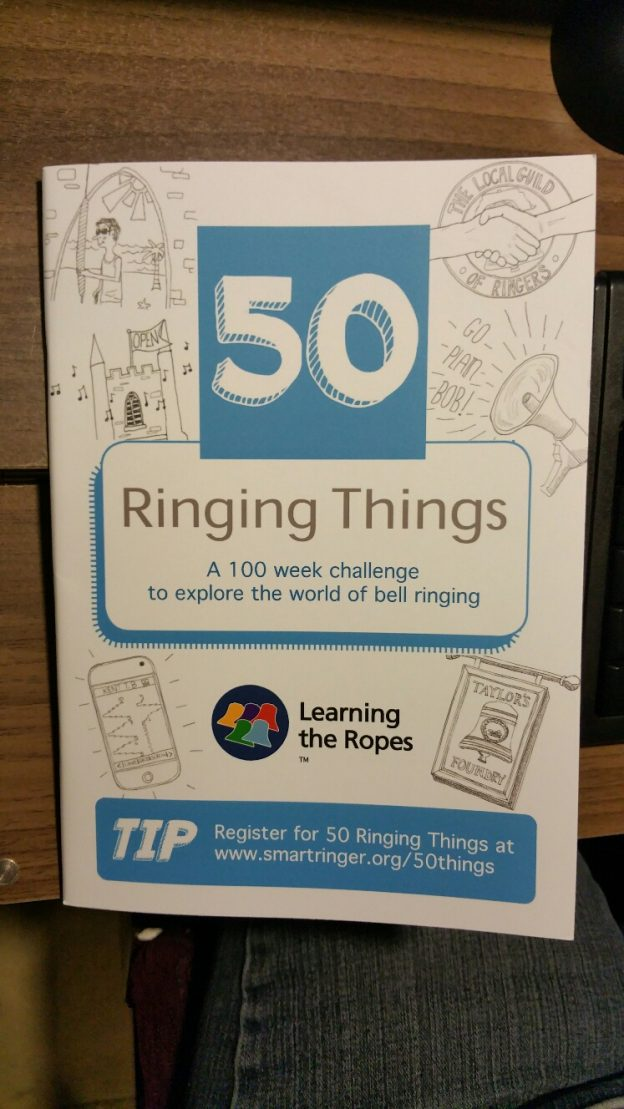 50 Ringing Things Booklet