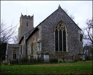 Thornham Magna Church