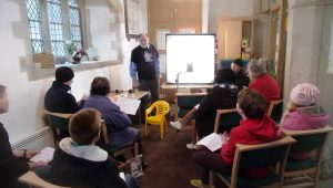 Theory Session at Stretham REC