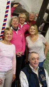 The Broseley Bell Team