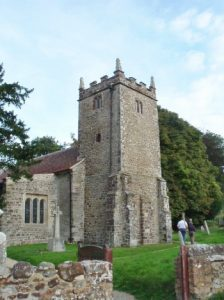 Lytchett Matravers Church
