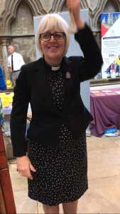 The Very Reverend Christine Wilson - Dean of Lincoln
