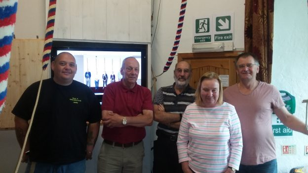 Simulator Awareness Course at Hathern