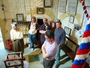 The Ringing Chamber at St Laurence in Thanet