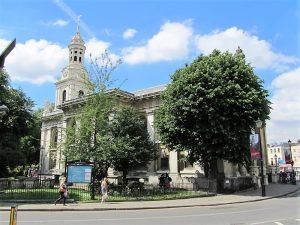 St Alfege, Greenwich