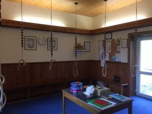 Ringing Room at Tulloch