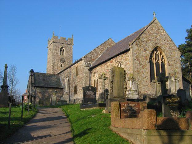 St Augustine, Rumney (6 bells)