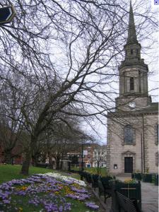 St Paul's, Birmingham